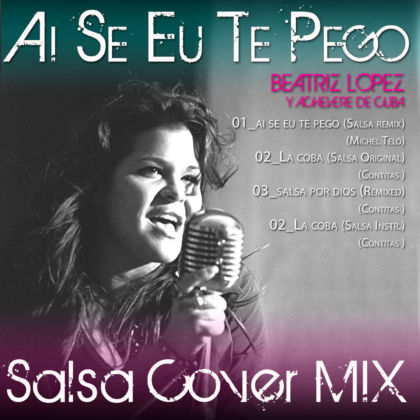 Ai se eu te pego - Salsa Version - Cover