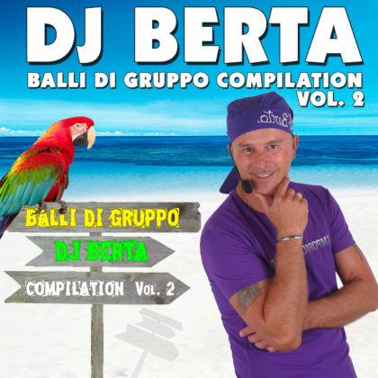 Balli di gruppo compilation volume 2 Dj Berta