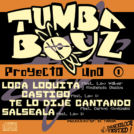 Proyecto uno -tumba Boyz - album cover